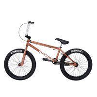"2021 Fit Bike Co Series One 20"" BMX - Root Beer"