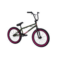 "2021 Fit Bike Co PRK 20"" BMX - Salamander Green"
