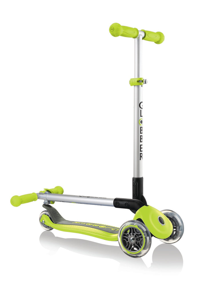 Globber Primo Foldable 3 Wheel Scooter