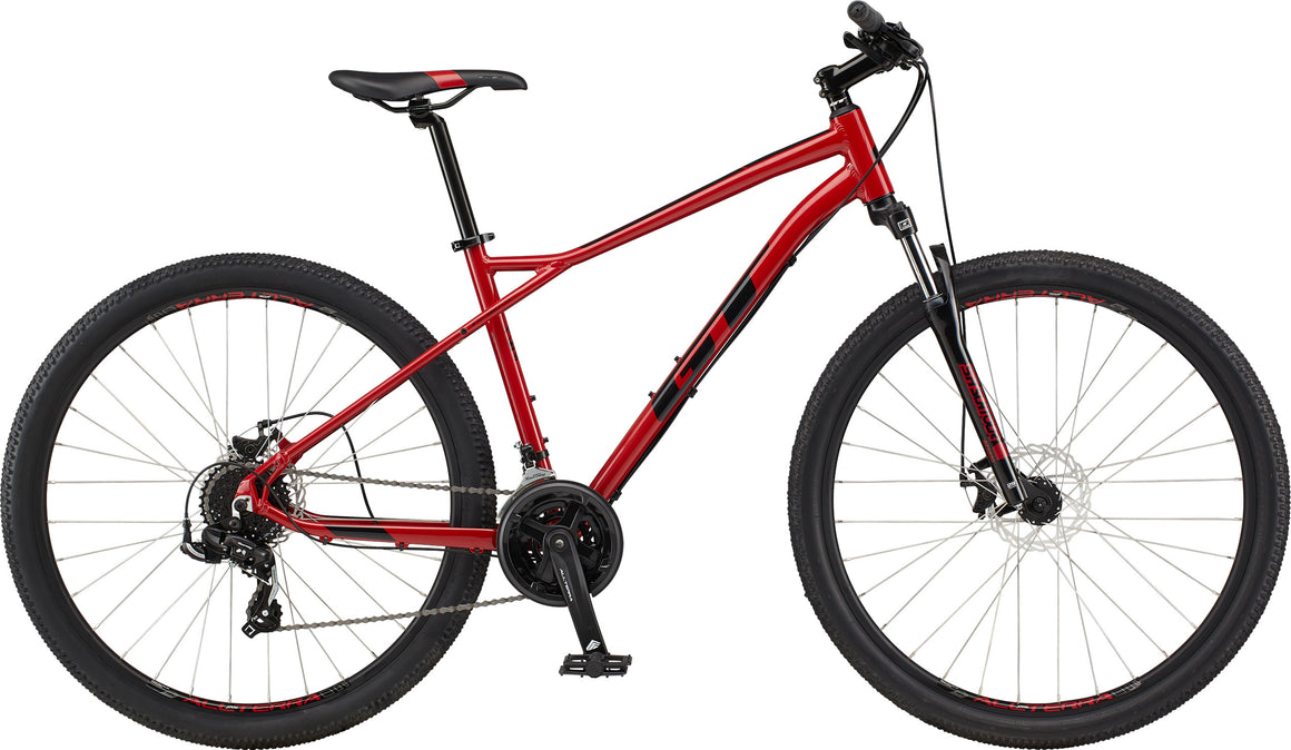 2021 GT Aggressor Sport MTB - Gloss Mystic Red