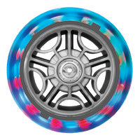 Globber Multicolour 120mm Lightning Wheels for Scooters