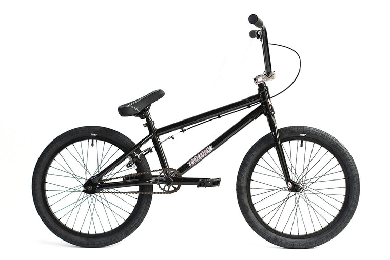 "2020 Colony Horizon Micro 20"" Freestyle BMX - Gloss Black"