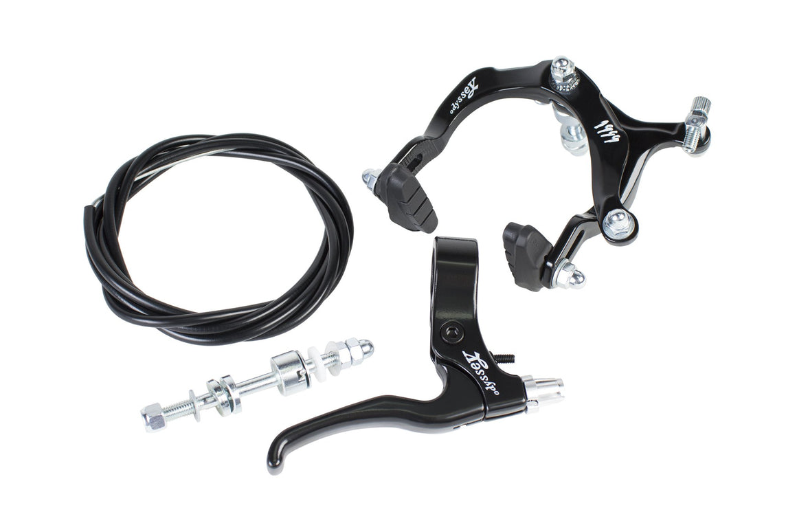 Odyssey 1999 Brake Set - Black