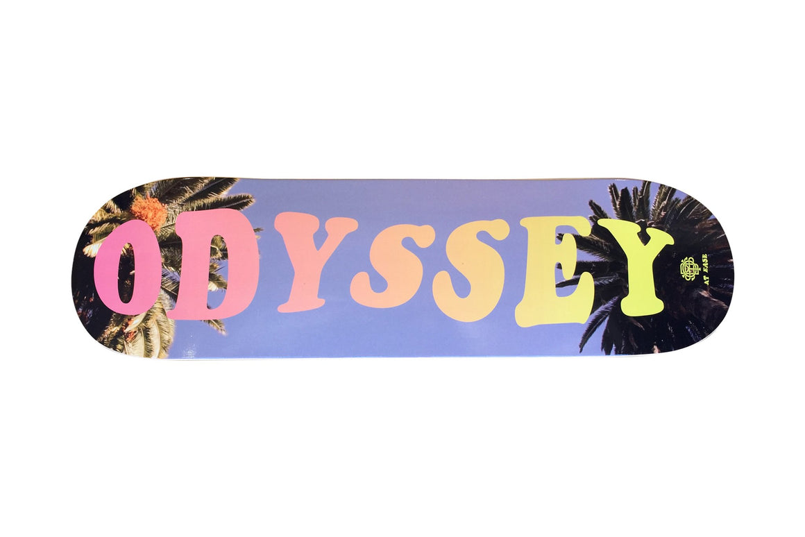 Odyssey At Ease Skate Deck