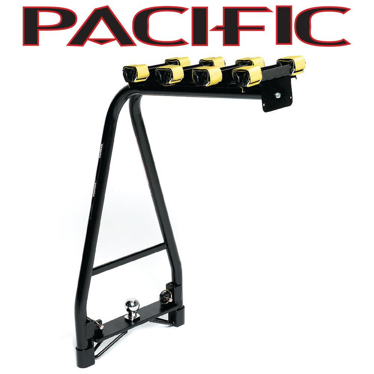 Pacific A Frame 4 Bike Carrier Rack