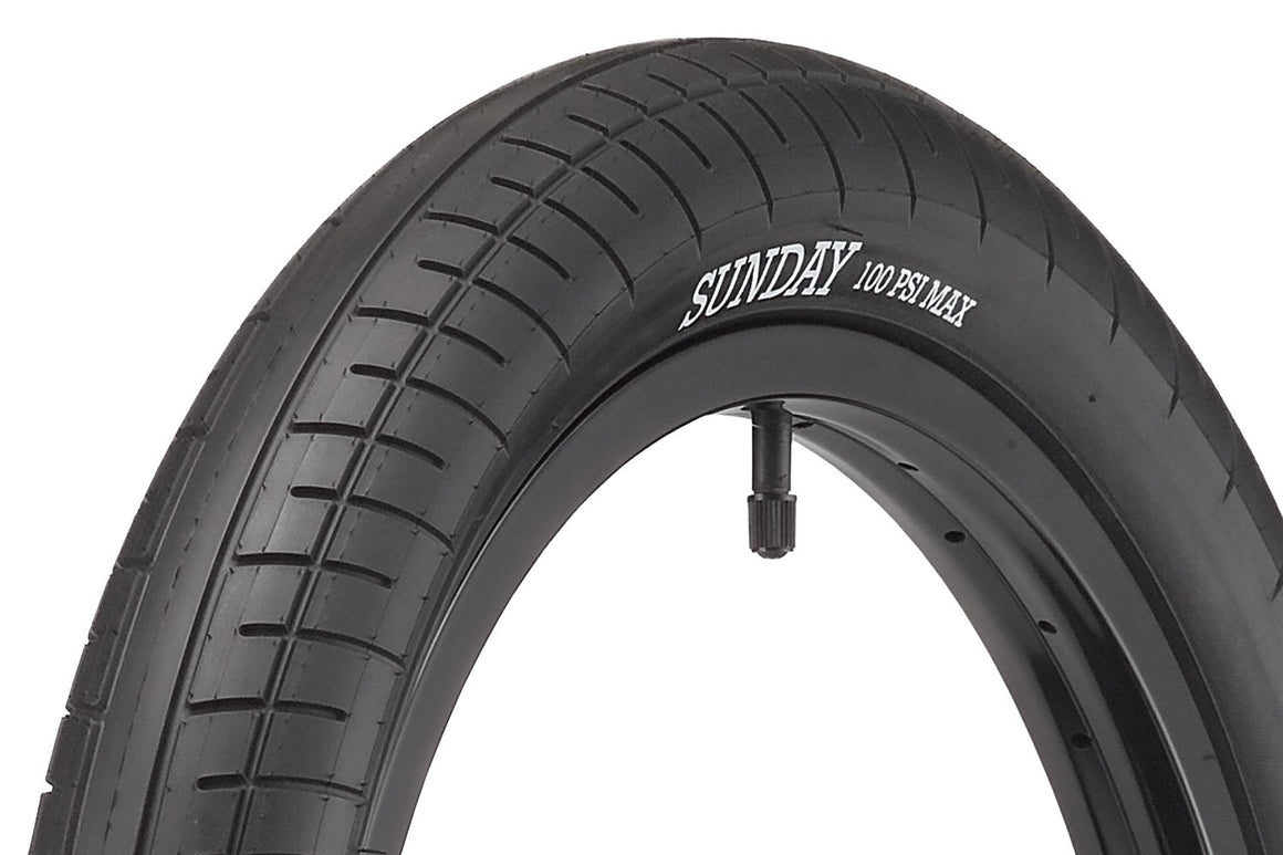 "Sunday Street Sweeper BMX Tyre 20"" x 2.4"""