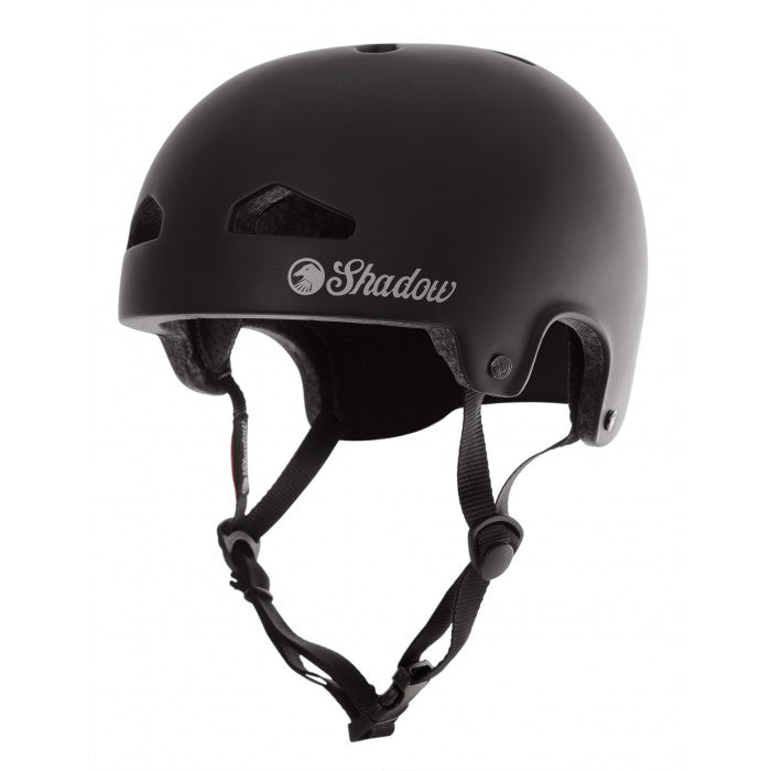 Shadow Featherweight In-Mold Helmet - Matt Black