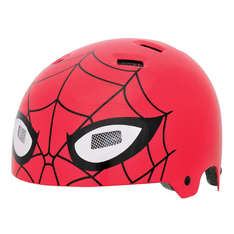 Officially Licensed Spiderman Children's Helmet