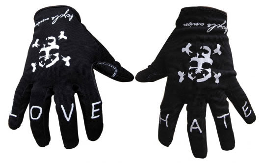 Bicycle Union Love Hate BMX Gloves