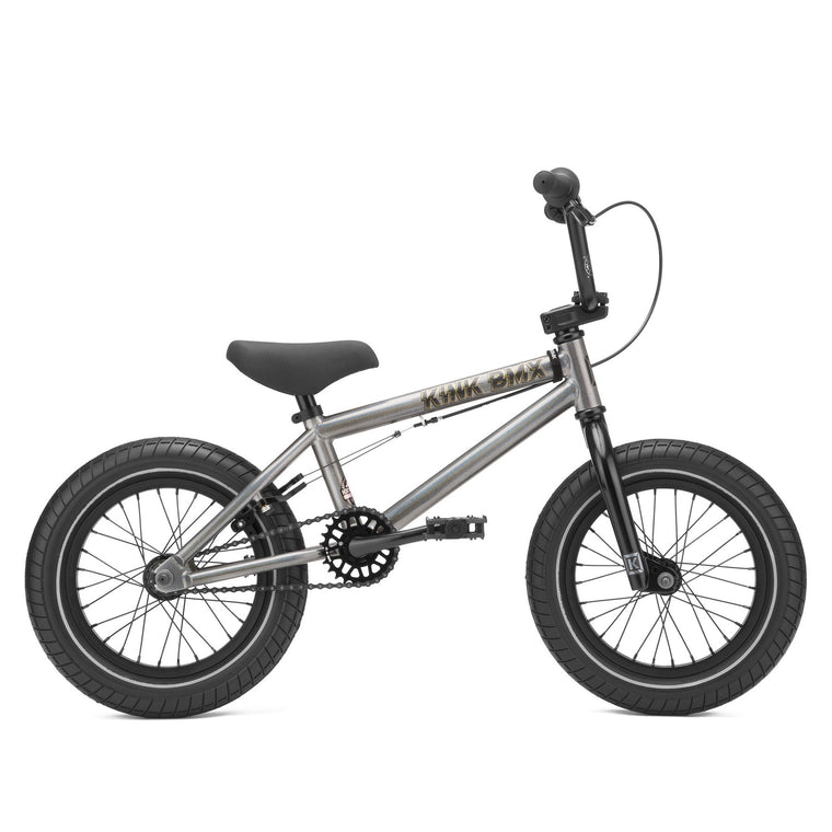 "2021 Kink Pump 14"" BMX - Matte Digital Charcoal"