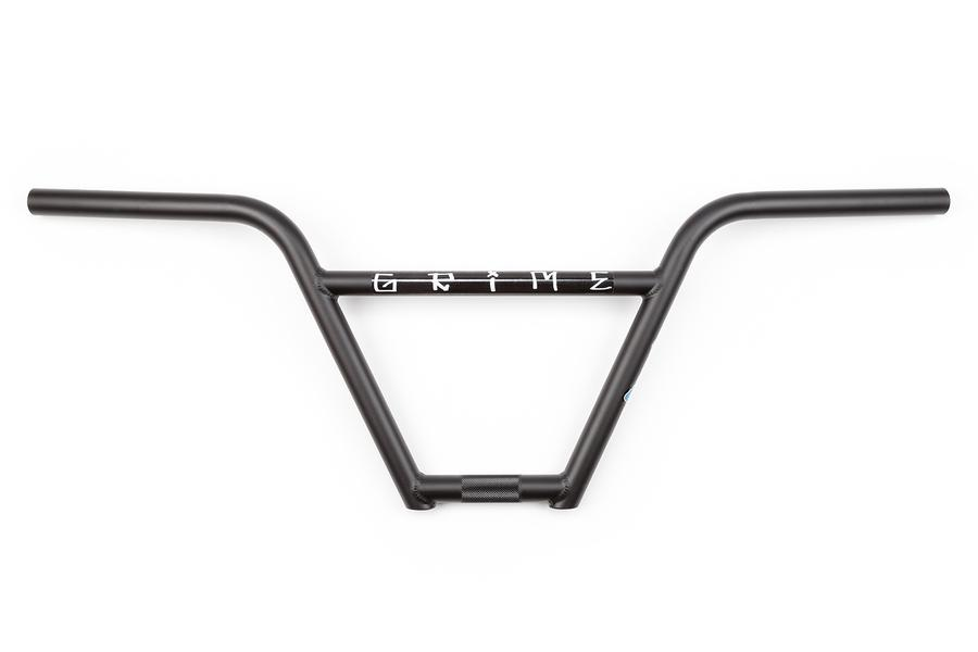 BSD Grime Four Piece Bars - Flat Black