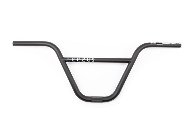 BSD Leezus OS 25.4mm Bars - Flat Black