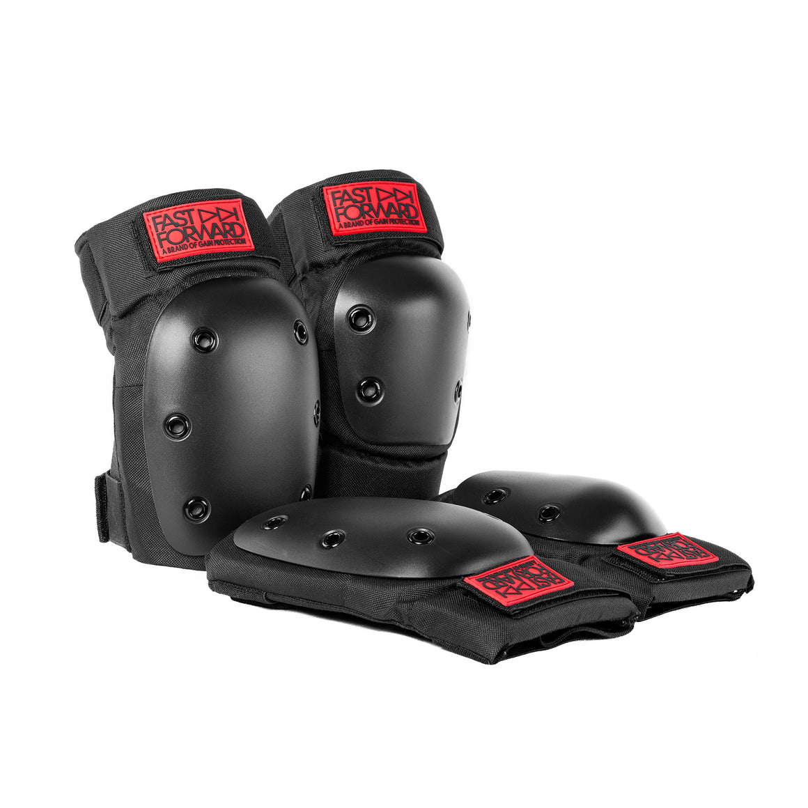 Fast Forward Rookie Knee/Elbow Pad Set