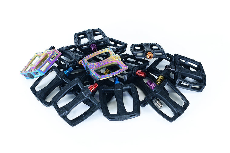 Colony Fantastic Plastic Pedals