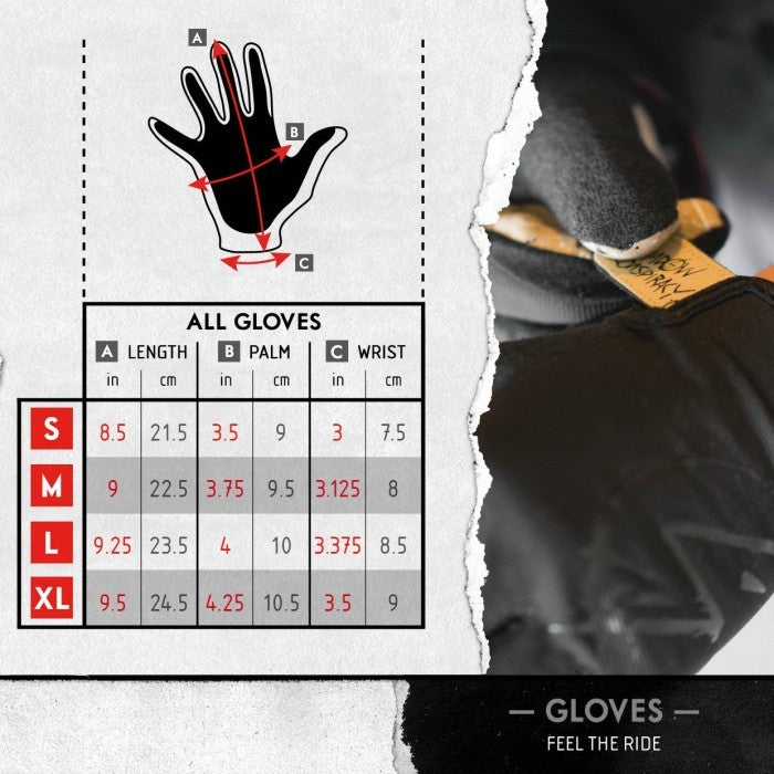 Shadow Conspire Gloves Extinguish