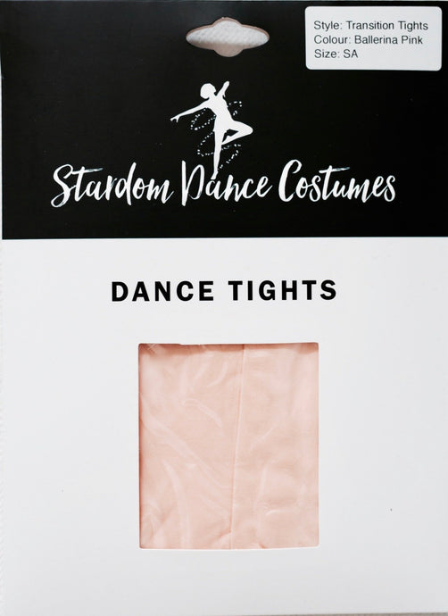 Stardom Dance Costumes Transition Tights - Stardom Dance Costumes