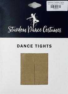 Stardom Footless Tights - Stardom Dance Costumes