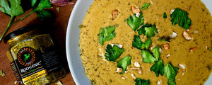 Roogenic Vegan Anti-Inflammitea Pumpkin Soup