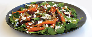 Lemon Myrtle Roast Vegetable Salad