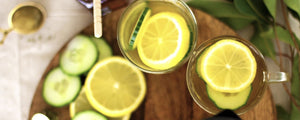 Roogenic Native Hydration - Cucumber & Lemon - Recipe