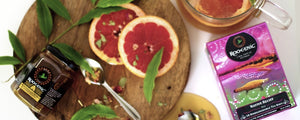 Roogenic Native Relief - Roogenic Lemon Myrtle & Rose - Grapefruit - Recipe