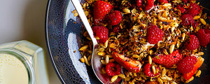 Native Strawberry Granola