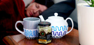 Roogenic Native Relaxation Tea - The Bedtime Drink That Helps You Sleep