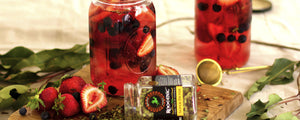 Roogenic Super Detox - Mixed Berries - Recipe