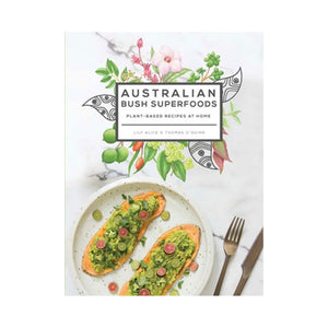 Accessories - Roogenic Australian Bush Superfoods Book -