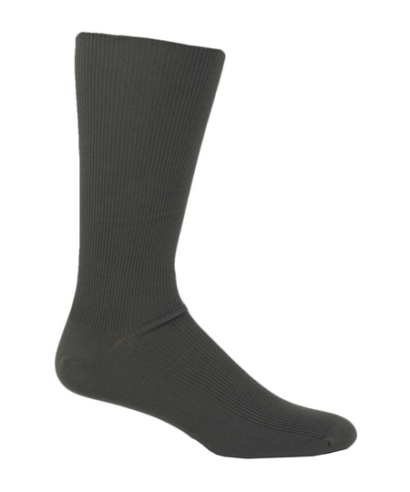 Women's Non-Elastic Bamboo Dress Sock- 2PK - Made in Portugal