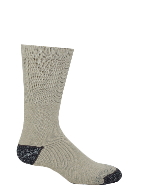 "J.B. Field's ""Summer Work"" Cotton Boot Sock 2PK"