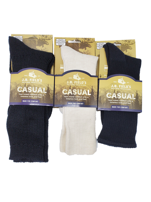 Best of Casual Socks (Assorted 3 Pack)