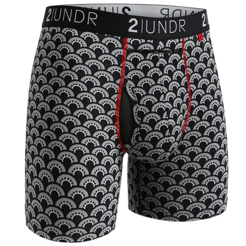"2UNDR Day Shift 6"" Boxer Brief - Fan Club"
