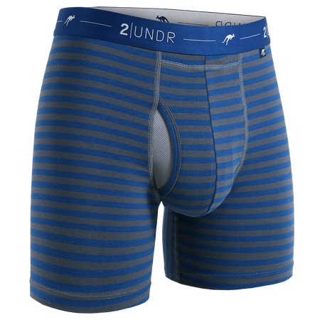 "2UNDR Swing Shift 6"" Boxer Brief -  Oh Canada"