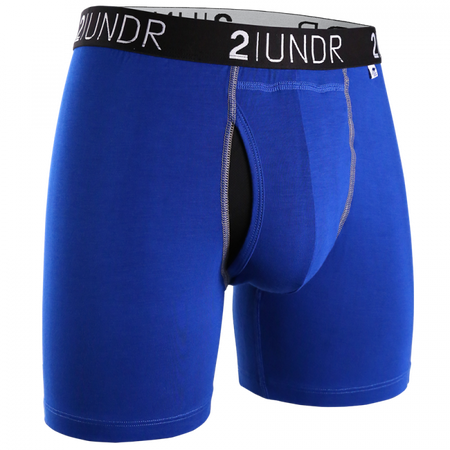 "2UNDR Swing Shift 6"" Boxer Brief - Tahiti"