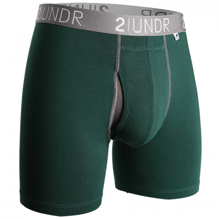 "2UNDR Swing Shift 6"" Boxer Brief - Sharks"