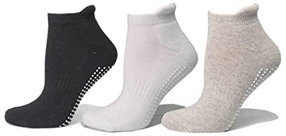 Point Zero Yoga Socks with Grip Bottom