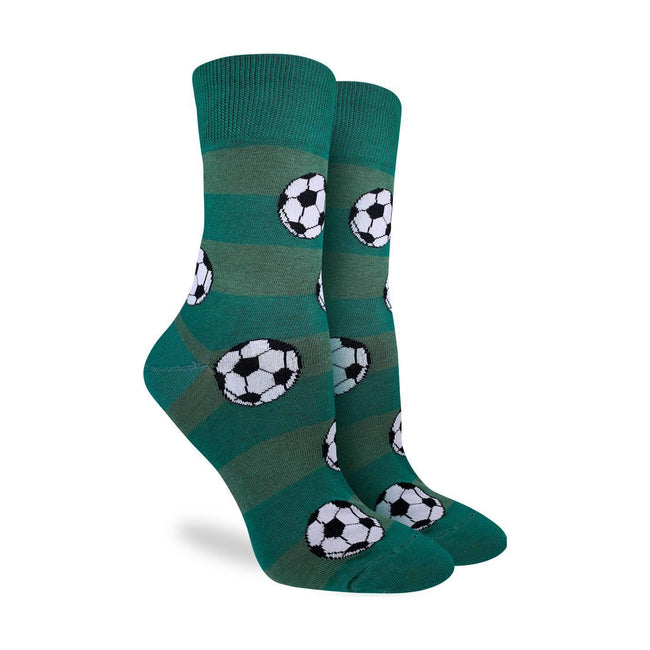 "Unisex ""Soccer"" Socks by Good Luck Sock"