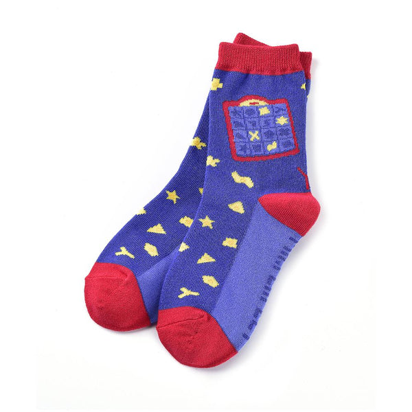 "Kids ""Mr. Perfect"" Crew Socks by Yo Sox"
