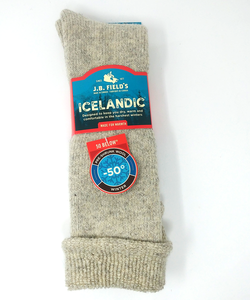 gumboot cuff wool thermal socks