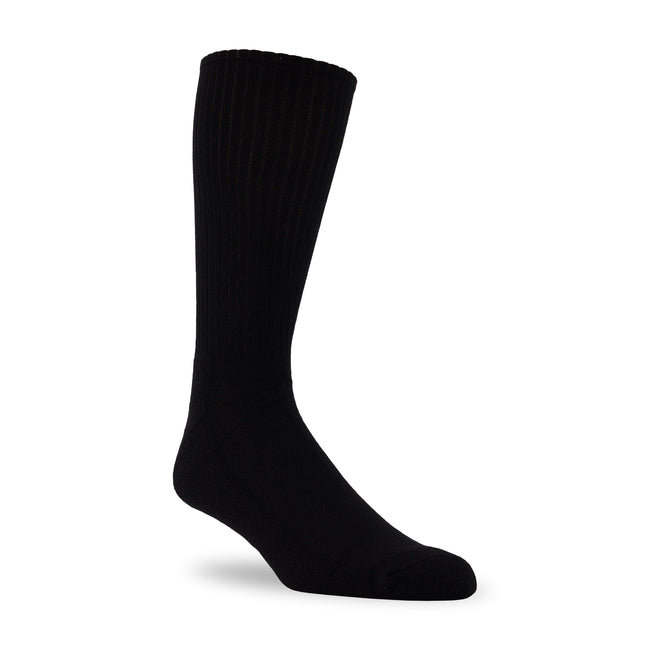 J.B. Field's Non-binding Cushion Bamboo Socks (Large)