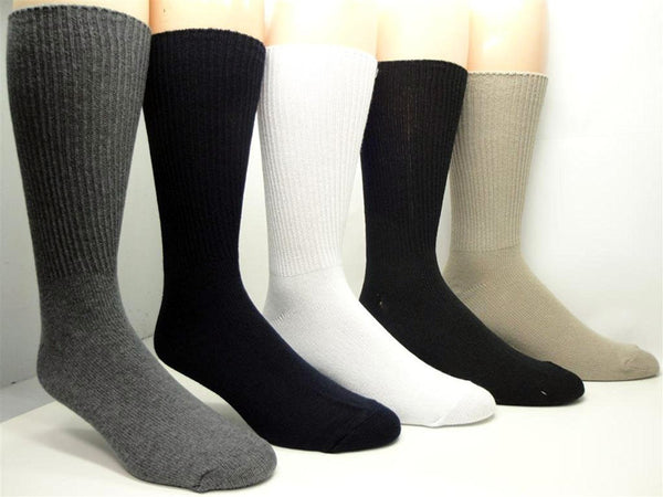 cotton dress sock
