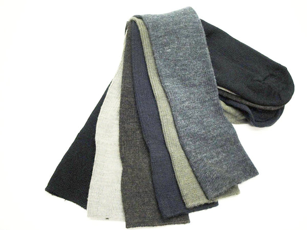 wool dress sock