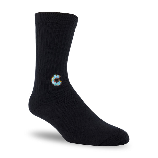 "J.B. Field's Athletic ""Donut"" Bamboo Crew Sock"