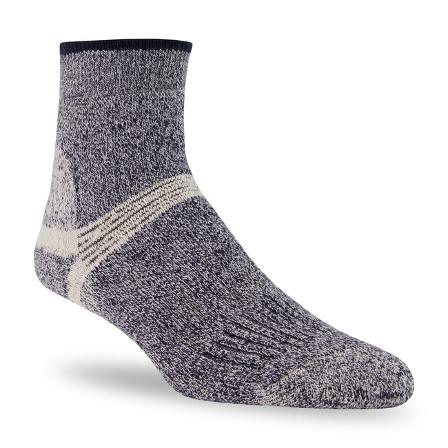 "J.B. Field's Hiking ""Technical Explorer"" Merino/Coolmax Low-Cut Sock"
