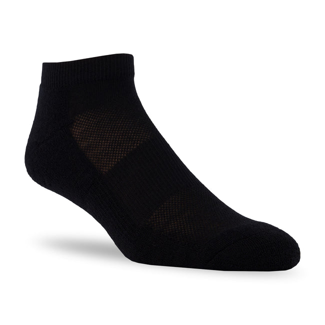 "J.B. Field's ""Summer Hiker""  Low-cut Merino Wool Sock (2 Pairs)"