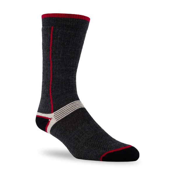 "J.B. Field's ""Mesh Air GT"" 75% Merino Wool Hiking Sock"