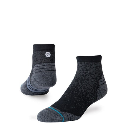 "Stance ""Run Qtr ST"" Ankle Socks"