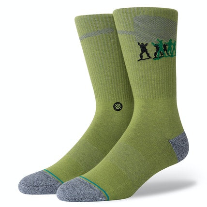"Stance Ladies ""Klamath Hike""Merino Wool Blend Crew Socks"