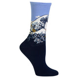 Great wave socks